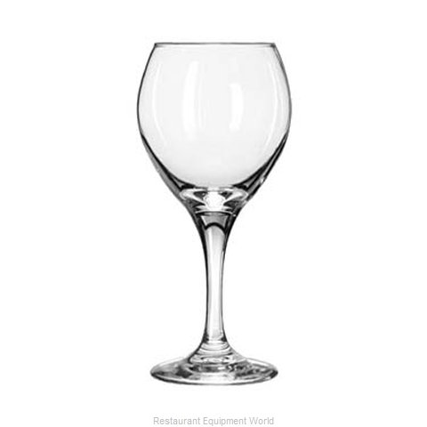 Libbey 3014 Glass, Wine (Magnified)