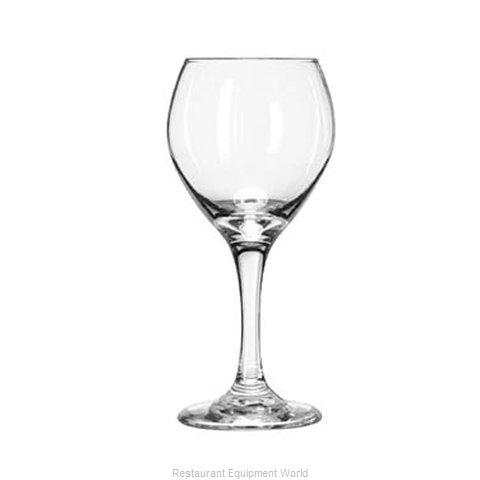 Libbey 3056 Glass, Wine (Magnified)