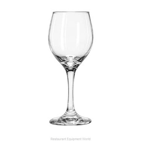 Libbey 3065 Glass, Wine (Magnified)