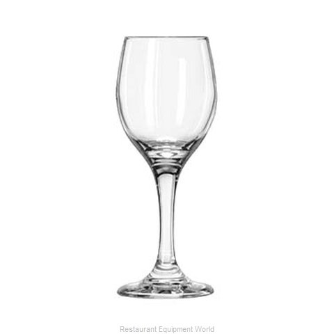 Libbey 3088 Cordial Glass (Magnified)