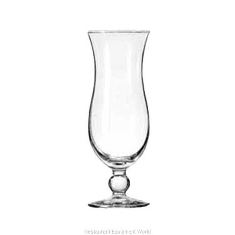 Libbey 3616 Glass, Hurricane / Poco Grande (Magnified)