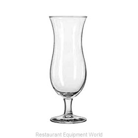 Libbey 3617 Glass, Hurricane / Poco Grande