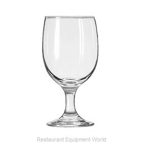 Libbey 3711 Glass, Goblet