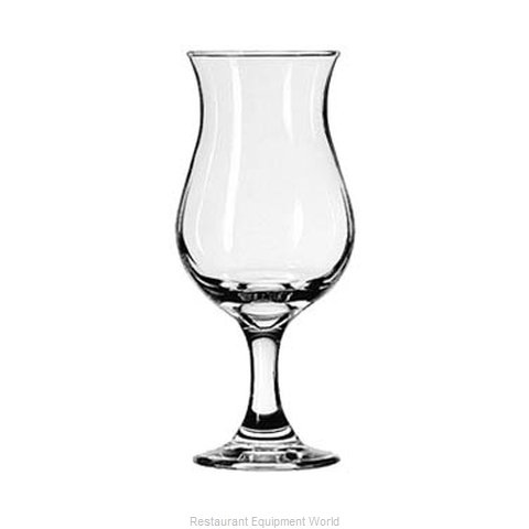 Libbey 3715 Glass Grande (Magnified)