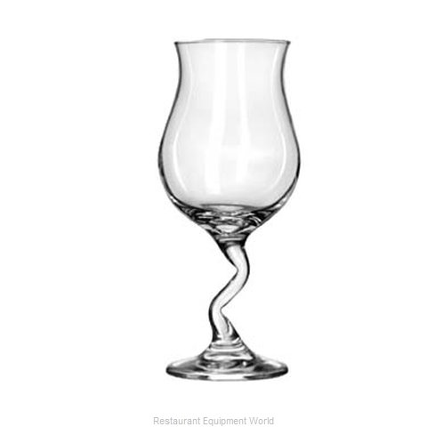 Libbey 37179 Glass, Hurricane / Poco Grande (Magnified)