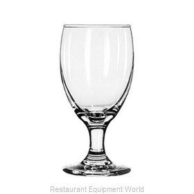 Libbey 3721 Glass, Goblet