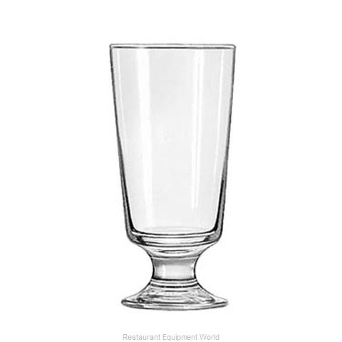 Libbey 3737 Hi Ball Glass (Magnified)