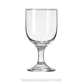 Libbey 3756 Glass, Goblet