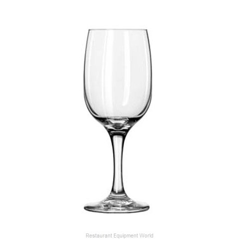 Libbey 3783 Glass Wine (Magnified)