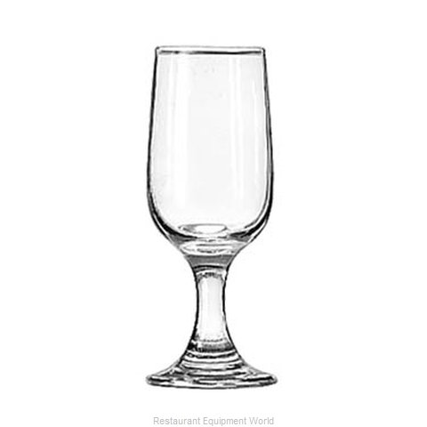 Libbey 3792 Glass, Brandy / Cognac (Magnified)