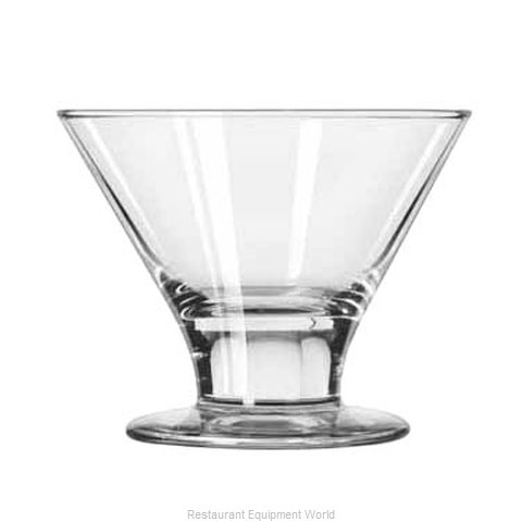 Libbey 3803 Sherbet Dish (Magnified)