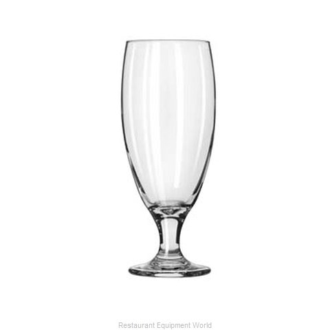 Libbey 3804 Pilsner Beer Glass