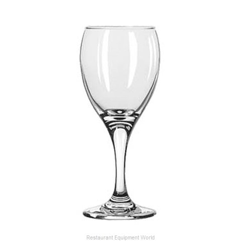 Libbey 3966 Glass, Wine (Magnified)
