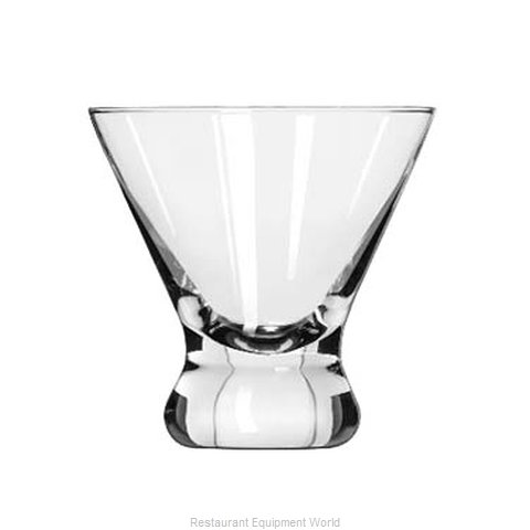 Libbey 400 Cosmopolitan Glass (Magnified)