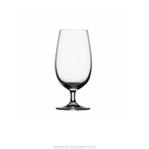 Libbey 402 01 24 Pilsner Beer Glass (Magnified)