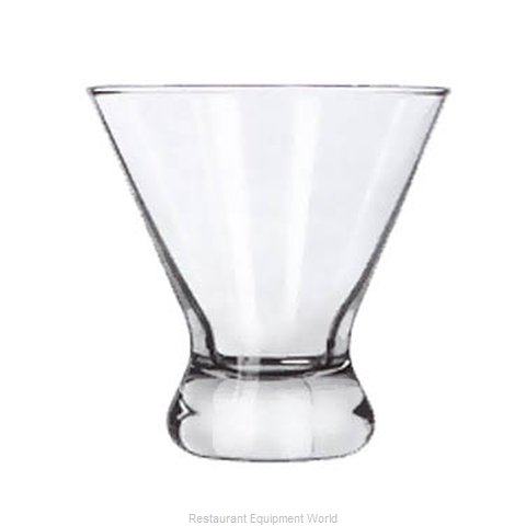 Libbey 402 Cosmopolitan Glass (Magnified)