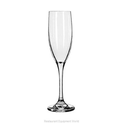 Libbey 4196SR Glass Champagne (Magnified)