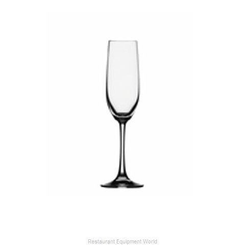 Libbey 451 00 07 Glass Champagne (Magnified)