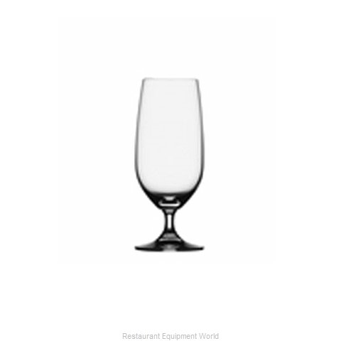 Libbey 451 00 24 Pilsner Beer Glass (Magnified)