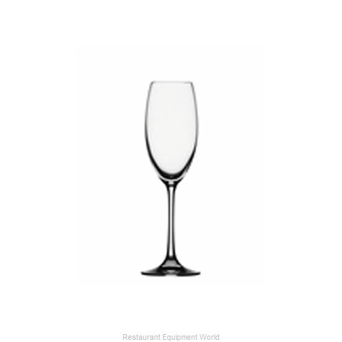 Libbey 451 00 29 Glass Champagne (Magnified)