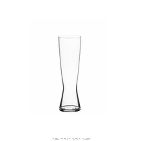 Libbey 499 10 50 Pilsner Beer Glass (Magnified)