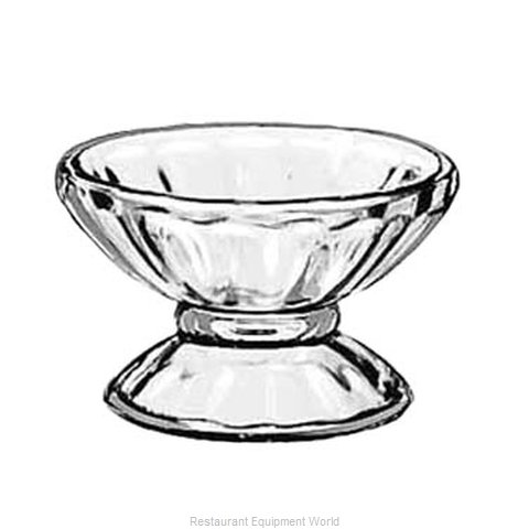 Libbey 5102 Sherbet Dish (Magnified)