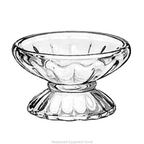 Libbey 5103 Sherbet Dish (Magnified)