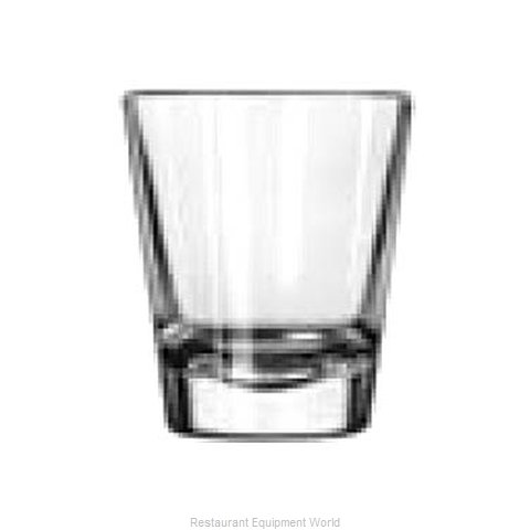 Libbey 5114 Glass Cordial (Magnified)