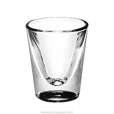Libbey 5122 Glass, Shot / Whiskey