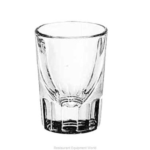 Libbey 5126 Shot Glass (Magnified)