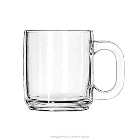 Libbey 5201 Glass Mug Coffee