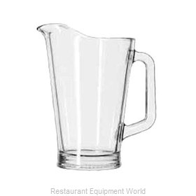 Libbey 5260 Pitcher, Glass
