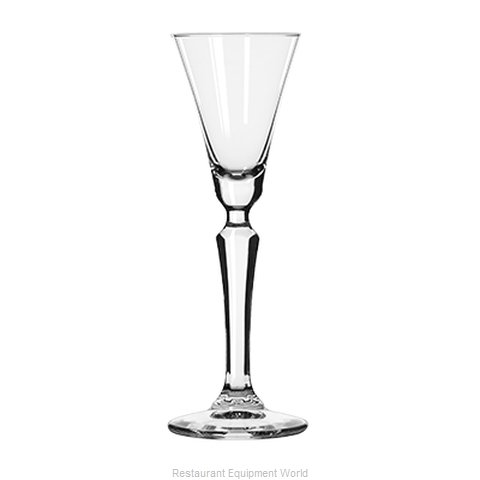 Libbey 601008 Glass Cordial (Magnified)