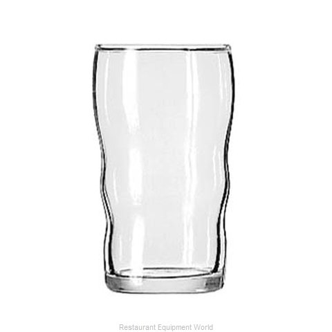 Libbey 633HT Glass, Juice (Magnified)