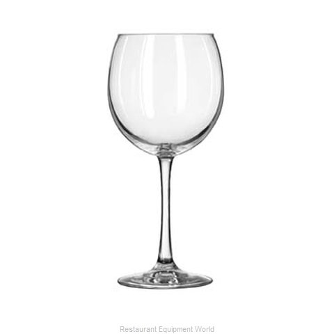 Libbey 7505 Glass, Wine (Magnified)