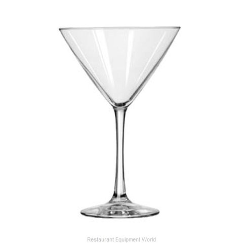 Libbey 7507 Martini Glass (Magnified)