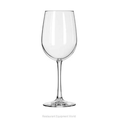 Libbey 7510 Glass Wine (Magnified)
