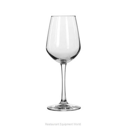 Libbey 7516 Glass Wine (Magnified)