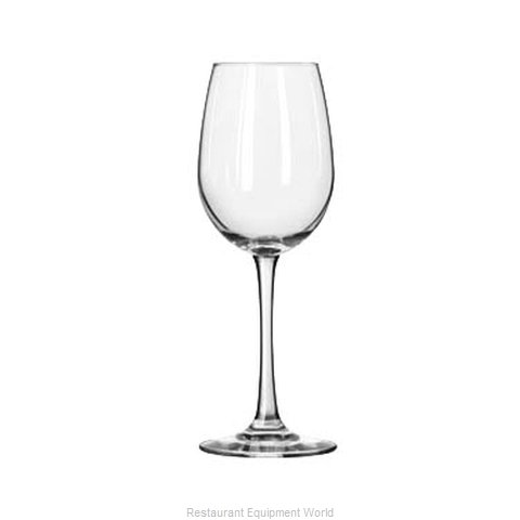 Libbey 7517 Glass, Wine (Magnified)