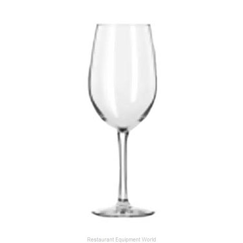 Libbey 7519 Glass, Wine (Magnified)
