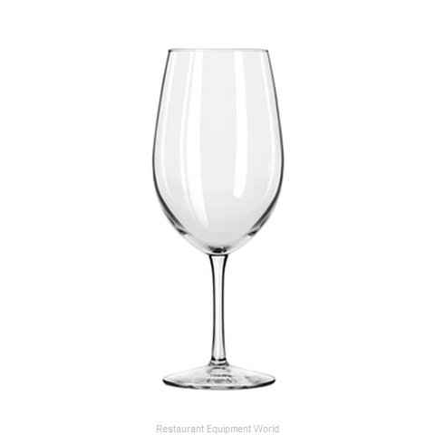 Libbey 7521 Glass Wine (Magnified)