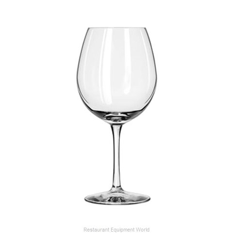 Libbey 7522SR Glass, Wine (Magnified)