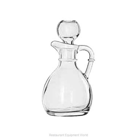 Libbey 75305 Oil & Vinegar Cruet Bottle