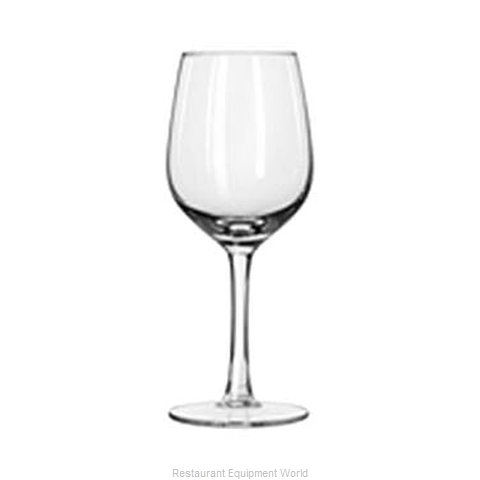 Libbey 7532 Glass Wine (Magnified)