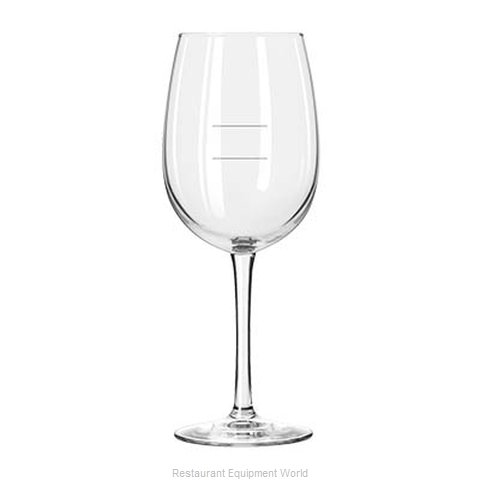 Libbey 7533/1178N Glass Wine (Magnified)