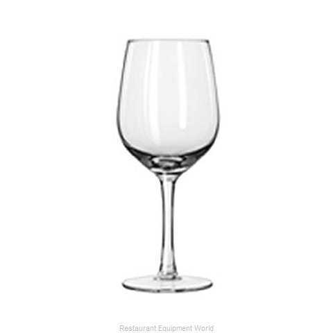 Libbey 7533 Glass Wine (Magnified)