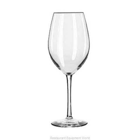 Libbey 7553 Glass Wine (Magnified)