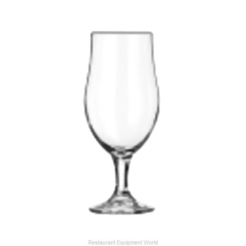 Libbey 7822SR Glass Beer (Magnified)