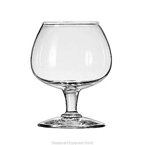 Libbey 8402 Glass Brandy (Magnified)