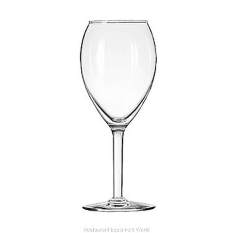 Libbey 8412 Glass, Wine (Magnified)